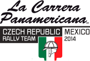 La Carrera Panamericana - Czech republic Rally Team - Mexico 2014